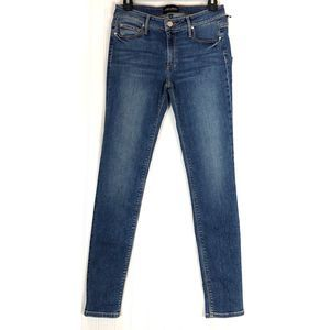 Black Orchid Jude Mid Rise Super Skinny Jeans 9190